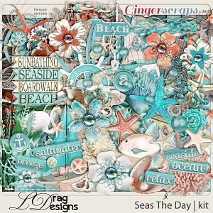 Seas The Day by LDrag Designs
