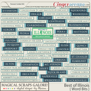 Best of Illinois (word bits)