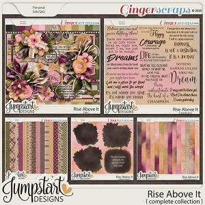 Rise Above It {Complete Collection} by Jumpstart Designs