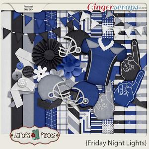 Friday Night Lights Mini 13