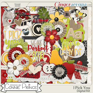 I Pick You - Kit by Connie Prince