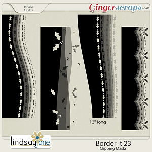 Border It 23 by Lindsay Jane
