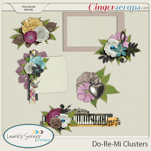 Do, Re, Mi Clusters