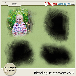 Blending Photomasks Vol.5