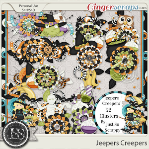 Jeepers Creepers Clusters