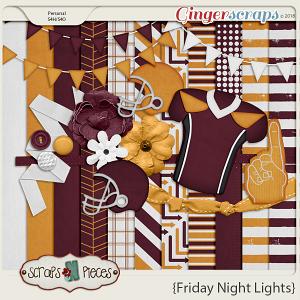 Friday Night Lights Mini 19