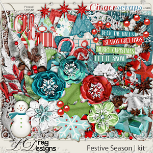Festive Season by LDragDesigns