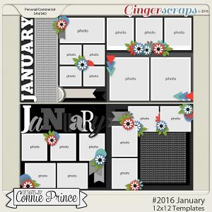 #2016 January - Template Pack (CU Ok)