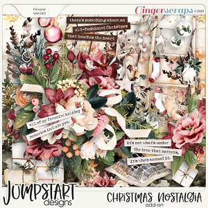 Christmas Nostalgia {Add-On}