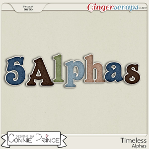 Timeless - Alpha Pack AddOn by Connie Prince