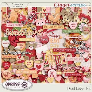 I Feel Love - Kit by Aprilisa Designs