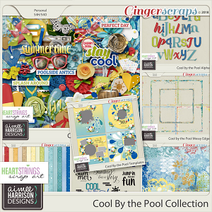 Cool By the Pool Collection by Aimee Harrison and HSA