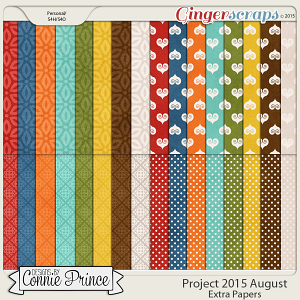 Project 2015 August - Extra Papers
