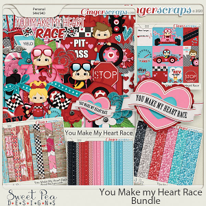 You Make My Heart Race Bundle