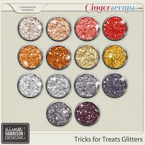 Tricks for Treats Glitters by Aimee Harrison