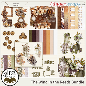 The Wind in the Reeds Bundle by ADB Designs