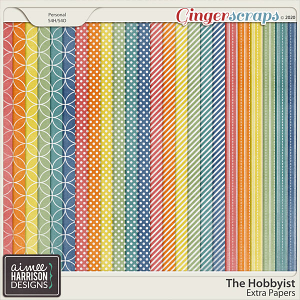 The Hobbyist Extra Papers by Aimee Harrison