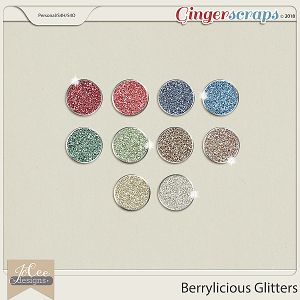 Berrylicious Glitters by JoCee Designs