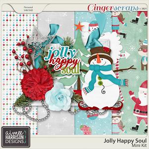 Jolly Happy Soul Mini Kit by Aimee Harrison