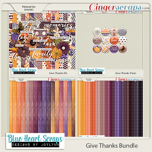 Give Thanks Collection Bundle
