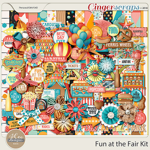 Fun At The Fair Kit by JoCee Designs