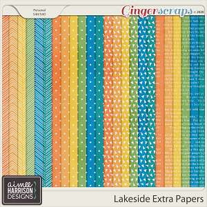 Lakeside Extra Papers by Aimee Harrison