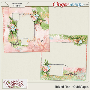 Tickled Pink QuickPages