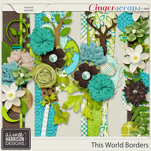 This World Borders by Aimee Harrison
