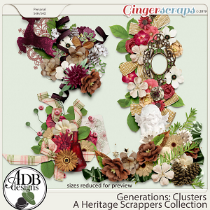 Generations Clusters by ADB Designs
