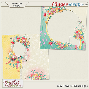 May Flowers QuickPages