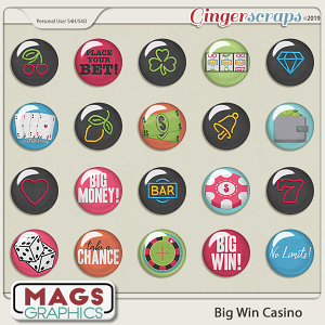 Big Win Casino FLAIR by MagsGraphics
