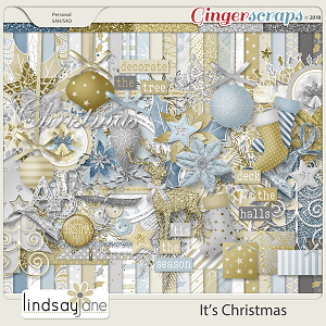 Its Christmas by Lindsay Jane