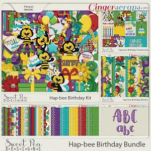 Hap-Bee Birthday Bundle