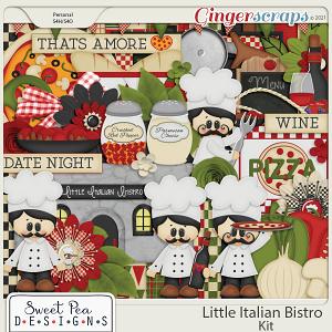 Little Italian Bistro Kit