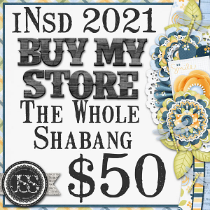 Buy My Whole Just So Scrappy Store for iNSD 2021