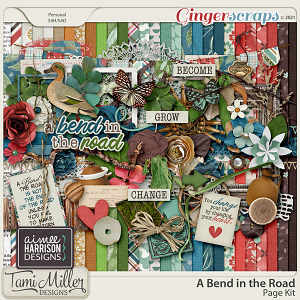 A Bend in the Road Full Kit by Tami Miller and Aimee Harrison