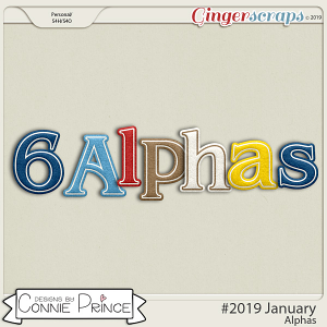#2019 January - Alpha Pack AddOn by Connie Prince