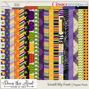 Smell My Feet | Paper Pack
