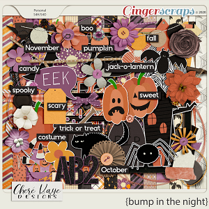 Bump in the Night by Chere Kaye Designs
