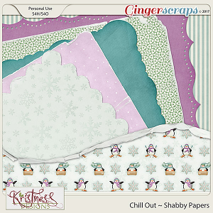 Chill Out Shabby Papers