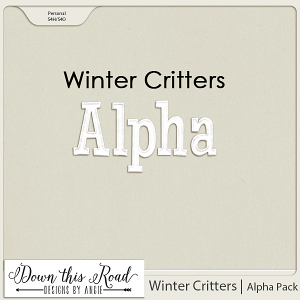 Winter Critters | Alpha Pack