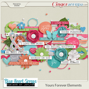 Yours Forever Elements