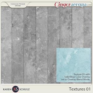 Textures 01 by Karen Schulz