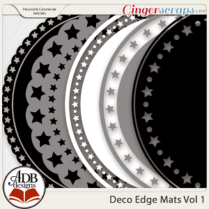 Deco Mats Vol 01 by ADB Designs