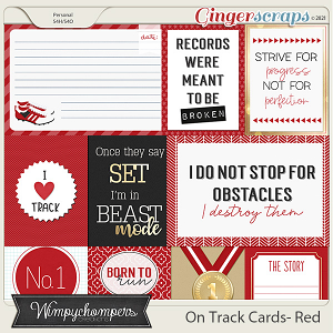 On Track- Red Cards