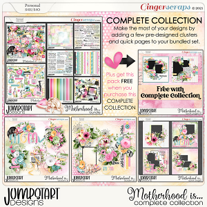 Motherhood Is... {Complete Collection} plus FWP