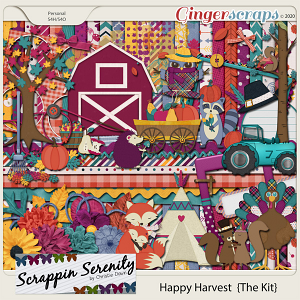 Happy Harvest {The Kit}