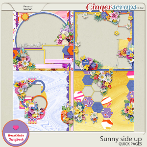 Sunny side up - quick pages