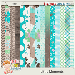 Little Moments Papers