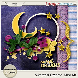 Sweetest dreams Mini-Kit